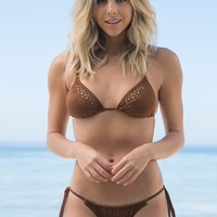Billabong - Summer Suede Tri Top | Desert Daze