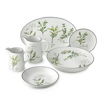 Healthy Herb Dinnerware Collection