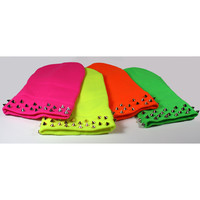 Neon Spiked Beanies
