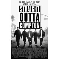 Straight Outta Compton 11x17 Movie Poster (2015)