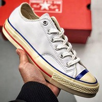 Trendsetter Converse Chuck Taylor 1970s Women Men Fashion Casual Old Skool Shoes