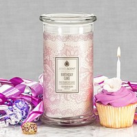 Jewelry Candles: Birthday Cake Candle- JewelScent