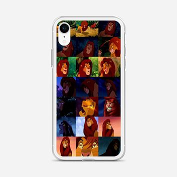 Simba The Lion King iPhone XR Case