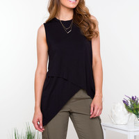 Angie Top - Black