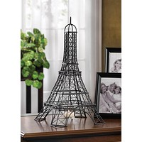 Eiffel Tower Tealight Candleholder
