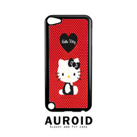 Hello Kitty Red iPod Touch 5 Case Auroid