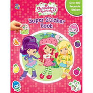 Strawberry Shortcake Super Book