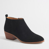 Factory suede Sawyer boots