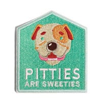 Pitties Are Sweeties | Patch