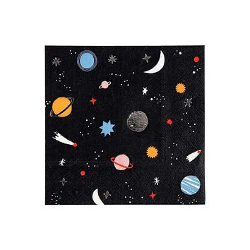 To the Moon Napkins (large)