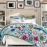 Whitney Floral Bedroom