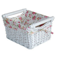 White Willow Collection Basket | Dunelm Mill