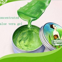 2015 AFY Natural Sixfold Concentrated aloe vera gel Cream perfect remove acne Whitening Oil Control moisturizing face skin care