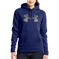 Under Armour Women's UA Storm Tackle Twill Hoodie