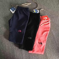 THE NORTH FACE Women Knitting Elasticity Leisure Sports Trousers