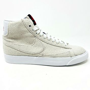 Nike Blazer Mid Stranger Things Upside Down Sail Mens Size 4.5 CJ6102 100