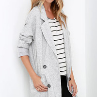 Static Attraction Grey Jacket
