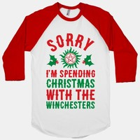 Sorry I'm Spending Christmas With The Winchesters