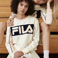 FILA + UO Colorblock Sweatshirt