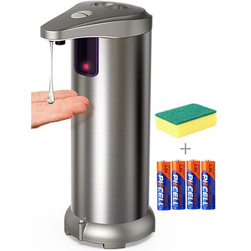 Automatic Soap Dispenser, Touchless Soap Dispenser Equipped