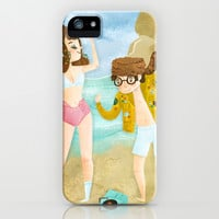 Moonrise Kingdom iPhone & iPod Case by Irena Freitas