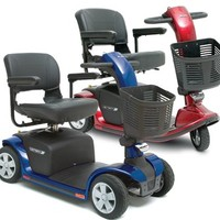 Victory 9 4-Wheel Scooter SC709 - Pride Mobility 4-Wheel Midsize Scooters   TopMobility.com