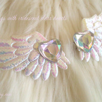 Dellamore | Angel Wings | Online Store Powered by Storenvy