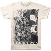 Radiohead Scribble Slim Fit T-shirt XX-Large