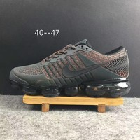 2018 Nike Air VaporMax cdg Airmax Dark Green Sport Shoe US8-13