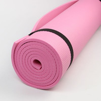 173*61*0.6cm Non-Slip Yoga Mat Bodybuilding Health Lose Weight 3 Colors = 1932420548