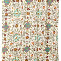 Boho Field of Dreamy Shower Curtain in Vines by ModCloth