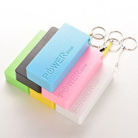 Portable 5600mAh USB Power Bank External Backup Battery Charger For Mobile Phone