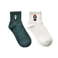 The Professional: Léon & Mathilda Sock Set (Set of 2)