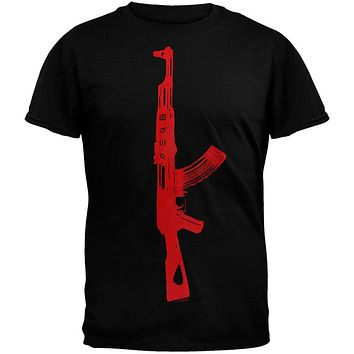 30 Seconds To Mars - Rifle T-Shirt