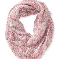 Aeropostale  Ditsy Floral Infinity Scarf