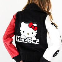 Hellz Bellz x Hello Kitty Rad Girls Club Jacket