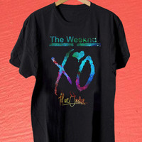 XO The Weeknd personalised tees women and men unisex adults S-2XL