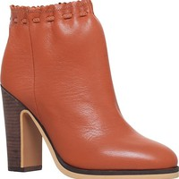 SEE BY CHLOE - Jane 100 leather ankle boots   Selfridges.com