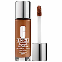 Beyond Perfecting Foundation + Concealer - CLINIQUE | Sephora