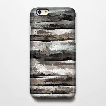 Wood Stripes iPhone 6 Case/Plus/5S/5C/5/4S Protective Case #250