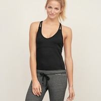 Active Strappy Back Tank