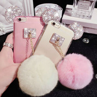 Mickey Mouse Ear Fur Phone Case iphone