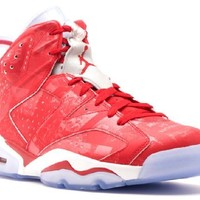 Ready Stock Nike Air Jordan 6 Retro X Slam Dunk Slam Dunk Basketball Sport Shoes