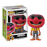 Funko POP! Muppets: Most Wanted Movie - Vinyl Figure - ANIMAL: BBToyStore.com - Toys, Plush, Trading Cards, Action Figures & Games online retail store shop sale