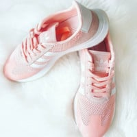 Adidas Flashback Pink Womens Shoes Sneakers