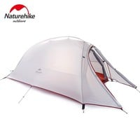 Naturehike 2 Person 4 Season Outdoor Tent Double-layer Tent Waterproof Camping Tent Lightweight Tent