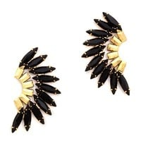 Elizabeth Cole Tiberia Earrings