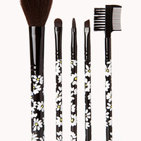 Daisy Doll Cosmetic Brush Set