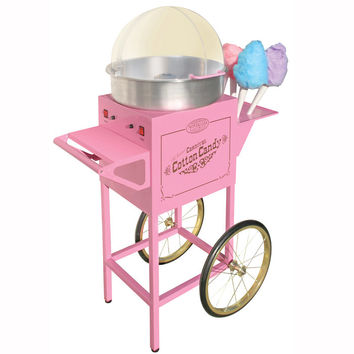 Vintage Collection Old Fashioned Cotton Candy Cart—Buy Now!