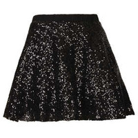 **Adele Sequin Skirt by TFNC